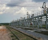 gangways used in railcar application