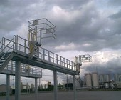 safety access system for trucks