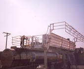 access platform for truck application