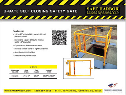 safe harbor catalog u-gate